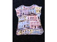 WOMENS TED BAKER TOP