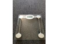 Salter Bathroom scales Glass Scales