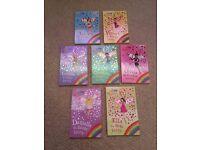 The Petal fairies - Rainbow Magic books 43-49