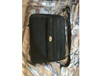Antler laptop bag case black