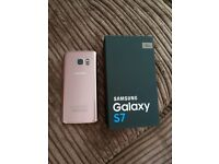 Rose Gold Samsung Galaxy S7