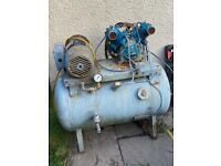 Used Air Compressor for spares or repair