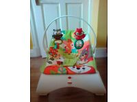 Fisher Price Vibrating Bouncer - RRP £89.99