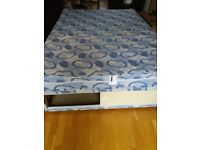 FREE TO COLLECTOR double bed & mattress