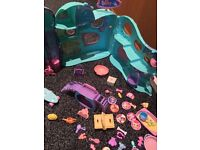 Littlest pet shop Playsets, extremely rare pets and accessories