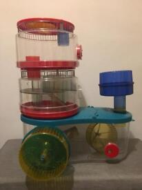 Rotastak Hamster cage