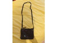 Girls Small shoulder bag, Brand new, never used from Marks & Spencer, pet and smoke free