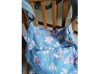 Cath Kidston large canvas shoulder bag