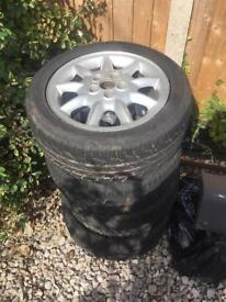 Volkswagen Golf alloy wheels £50 mk4 gti