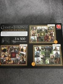 Game of thrones collectors puzzle volume 2