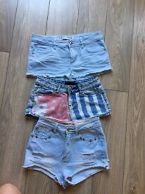 Denims Shorts. Used but in good condition.