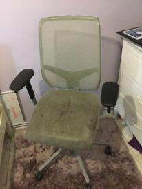 Giroflex chair