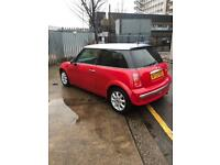 2003 Mini Cooper,1.6 petrol manual, 65000 miles car for sale, no polo, vauxhall, Toyota, Honda,