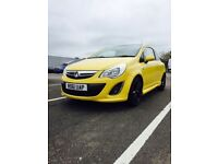 Vauxhall corsa 1.2 limited edition **LOW MILEAGE**