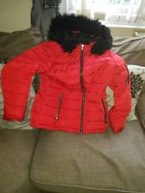 Ladies coat size 14