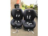 Britax Prince car seats