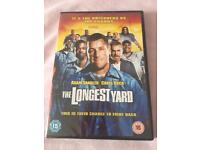 Longest yard DVD
