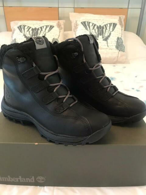 93abd49f1d2 Women's Timberland Hiking Boots Black UK 5.5 | in Lower Earley, Berkshire |  Gumtree