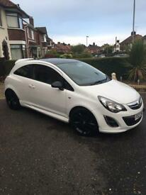 Vauxhall Corsa Limited Edition 2013 IMMACULATE CAR MINT COND