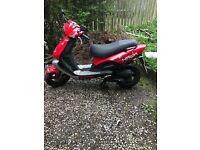 2012 tgb hawk 50cc 1 owner from new ktm crf rmz ltz yzf