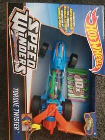 Hot wheels speed winders torque twister