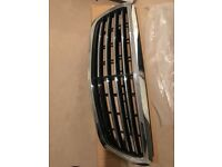 Front bumper grill for Mercedes s class