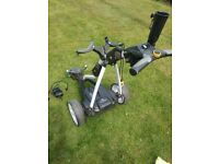 Powerkaddy FW5 electric Golf Trolly