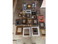 Mixed picture frames