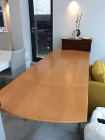 Extendable dining table - super bargain!