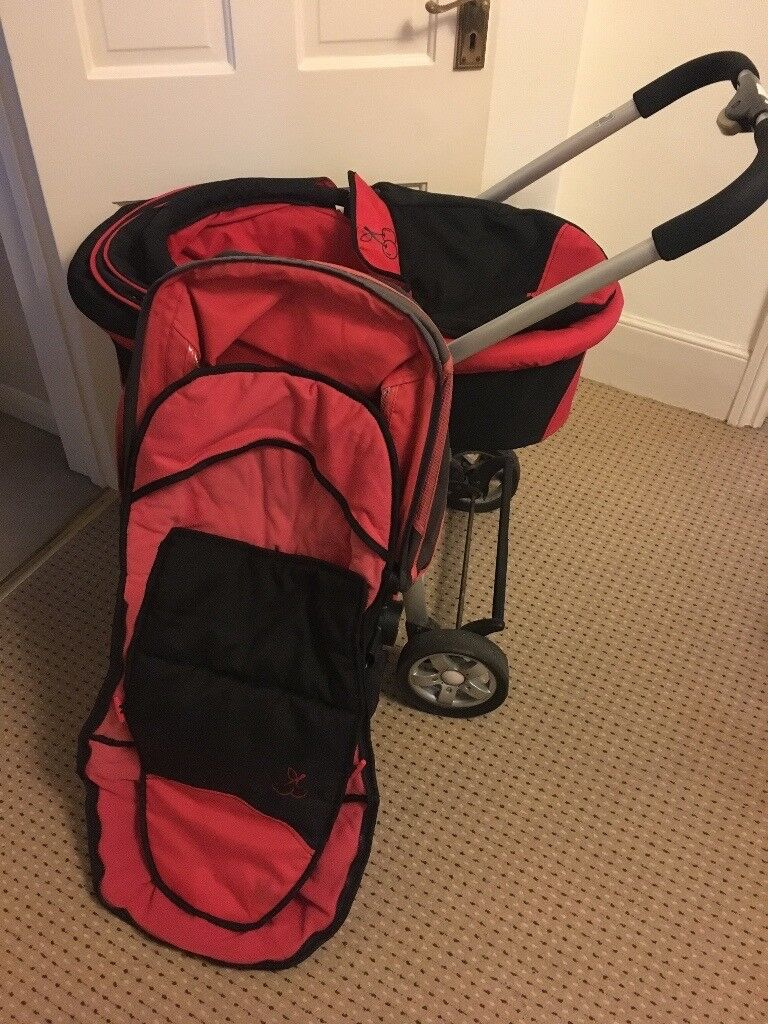 Icandy Cherry pushchair