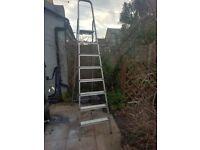 Step ladder 8 step