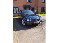 Jaguar x- Type 2008 Face lift Model 2.0D Manual 5 Speed 130 BHP 12 Months Mot (will swap)