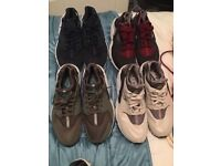 Men's Trainers immaculate condition Sizes 7-9