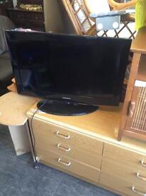 Samsung flatscreen hd tv