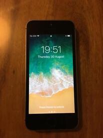 iPhone SE 64GB space grey LOCKED TO EE