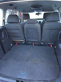 Volkswagen Touran 1.9 SE diesel 7 seater