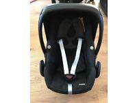 Quinny Modd pushchair & Maxi Cosi Car seat