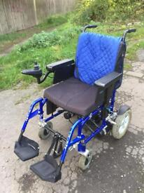 ENIGMA POWER CHAIR MOBILITY SCOOTER