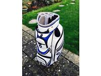 LOVELY MOTOCADDY CART BAG (free Del) if within 50 miles