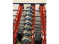 CALLAWAY X22 IRONS. 4-SW. GOOD CONDITION