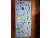 Personalised toy box (100 x 40 x 40cm)