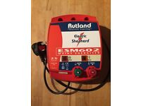 Rutland Electric Fence Energiser