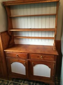 Beautiful Wooden Dresser REDUCED