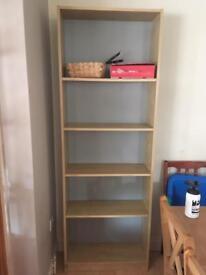 Ikea bookcase.