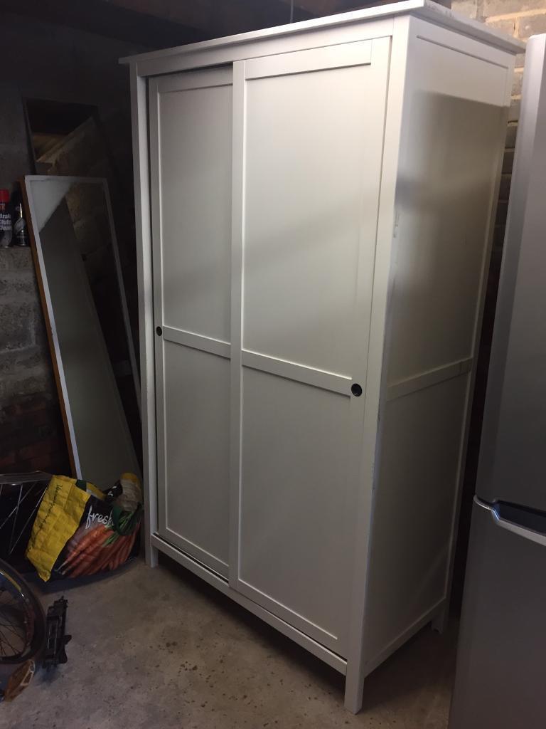 Ikea Hemnes Wardrobe