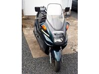 Yamaha YP 250 cc Majesty Scooter. Good condition and low mileage for year.
