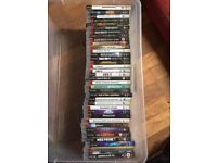 PS3 games, WII console and games