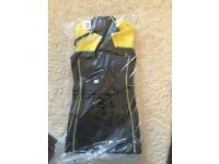 TWF (The Wetsuit Factory) Kids Wetsuit - Age 6-7 Years (Size K3) Yellow - BNWT