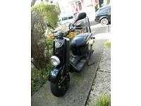 Yamaha XF 50cc Moped