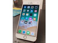 Apple IPhone 6S Rose Gold 32GB Unlocked With Warranty